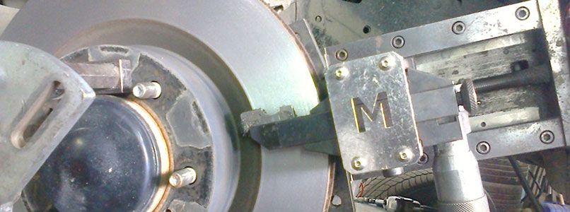 Проточка тормозных дисков в Киеве