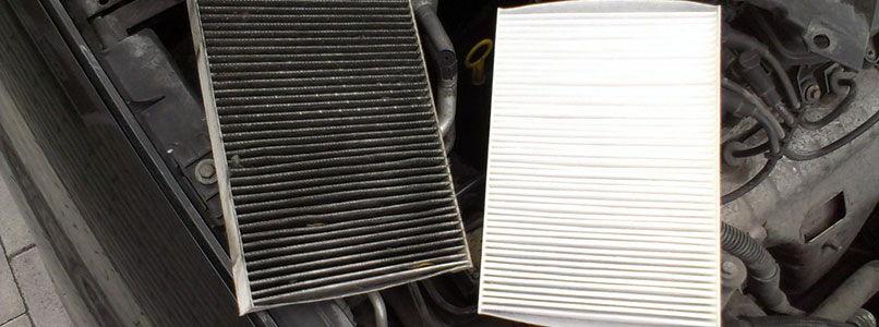 Замена фильтров в автомобиле